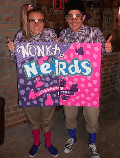 Teen i love nerds costume