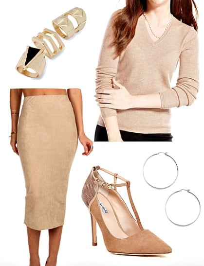 the look for less: jennifer Lopez
