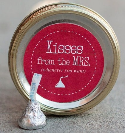 Five Easy DIY Valentine's Day Gift