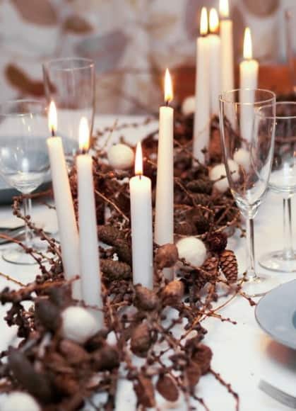11 Shabby Chic Easter Table Setting Ideas