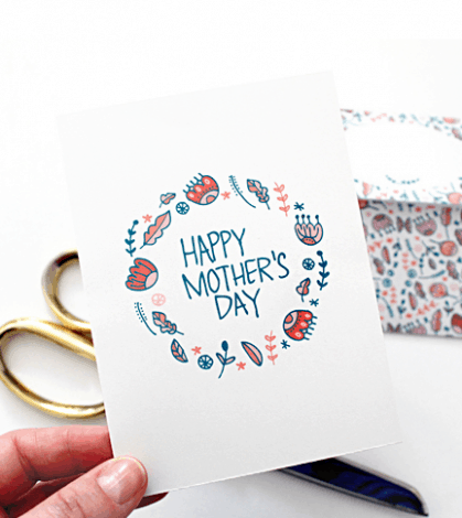 My Favorite Mother's Day Printables