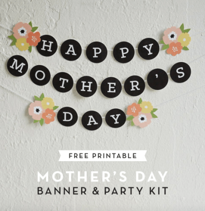 mothers day printbales