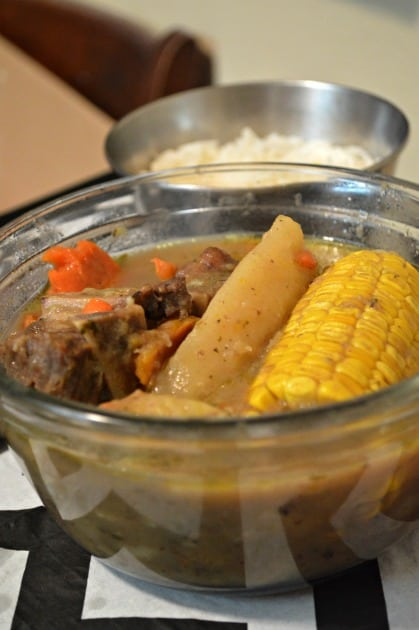 Beef Sancocho (Dominican Beef Stew)