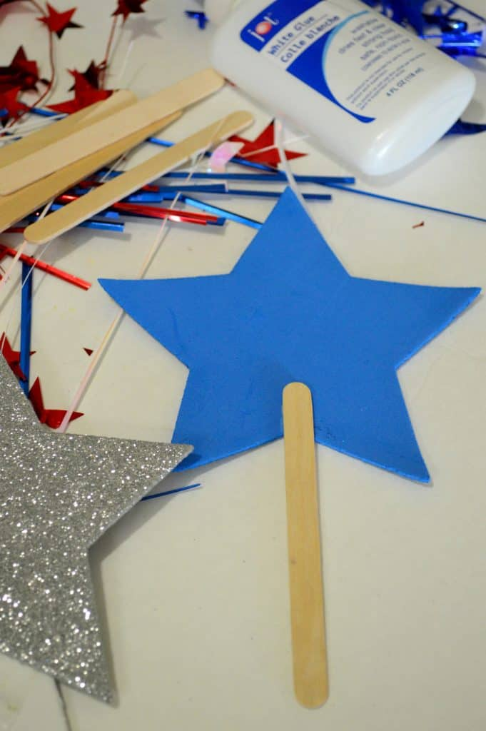 DIY Fourth of July Sparklers for Kids