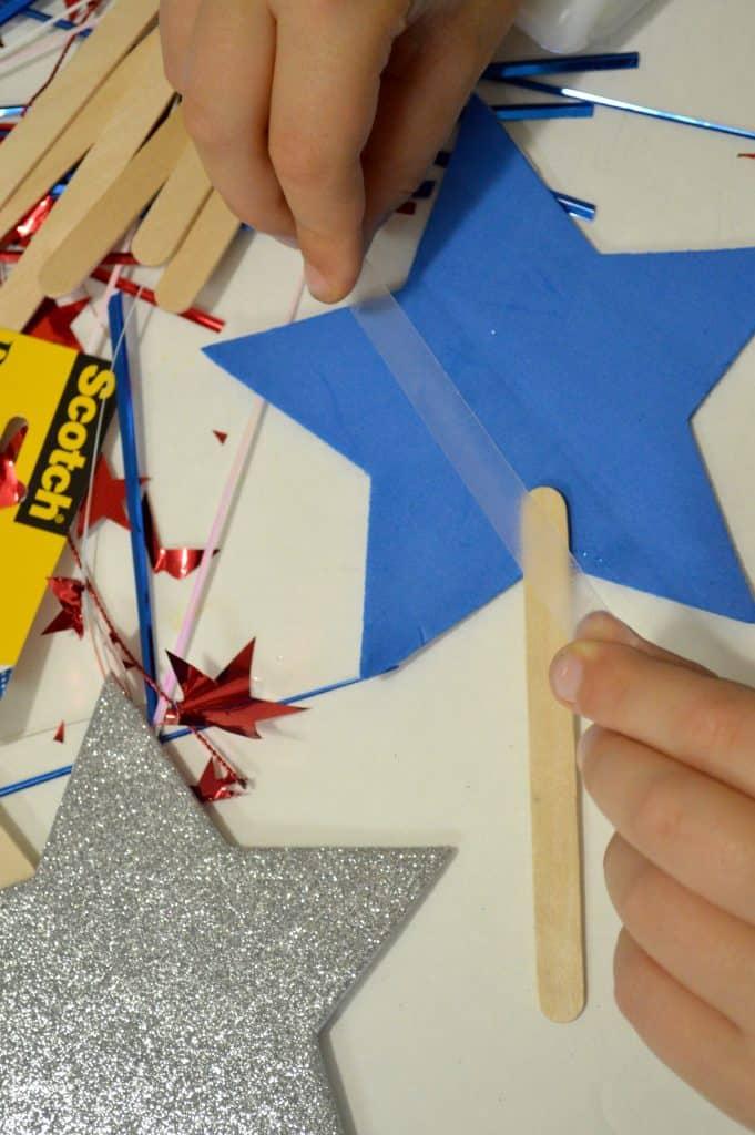 DIY Fourth of July Sparklers for Kids