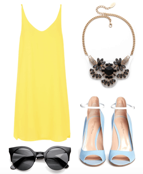 Three Minion Inspired Outfits