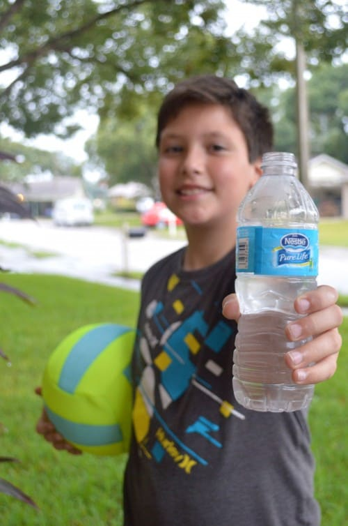 Five Fun Ways To Get Your Kids To Drink More Water