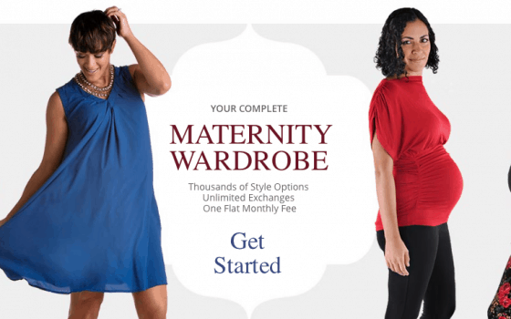 Rent Maternity Clothes at Bella Gravida