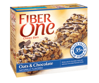 Satisfying My Sweet Tooth With Fiber One Snack Bars