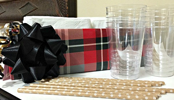 DIY Beverage Napkin Holder + $500 Visa Gift Card Giveaway