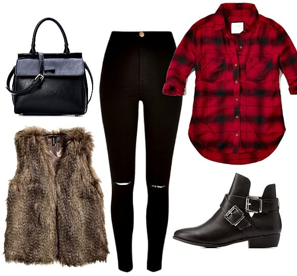 Three Stylish & Comfy Outfits