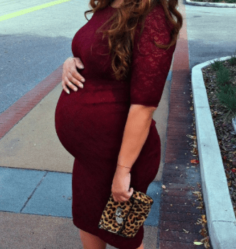 Flash Back Friday: Maternity Style