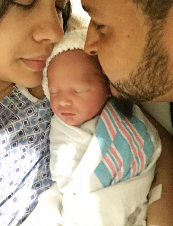 Olivia Nicole's Birth Story