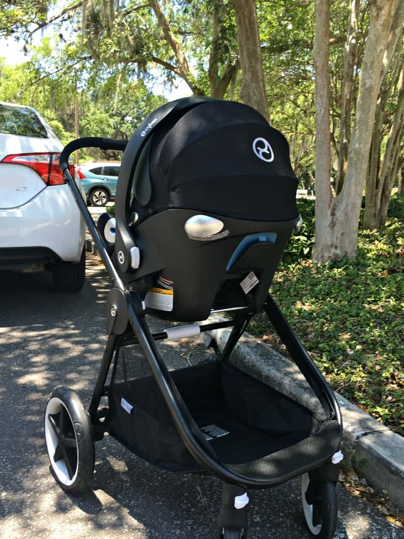 the stylish cybex balios stroller aton q car seat. Black Bedroom Furniture Sets. Home Design Ideas