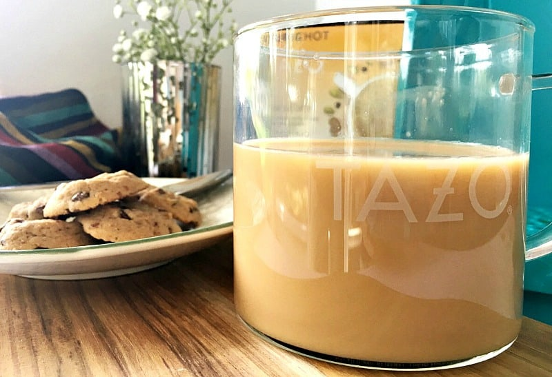 Sweet Meets Spicy With TAZO® Chai Latte
