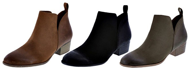 Suede Booties Styled Three Ways For Fall