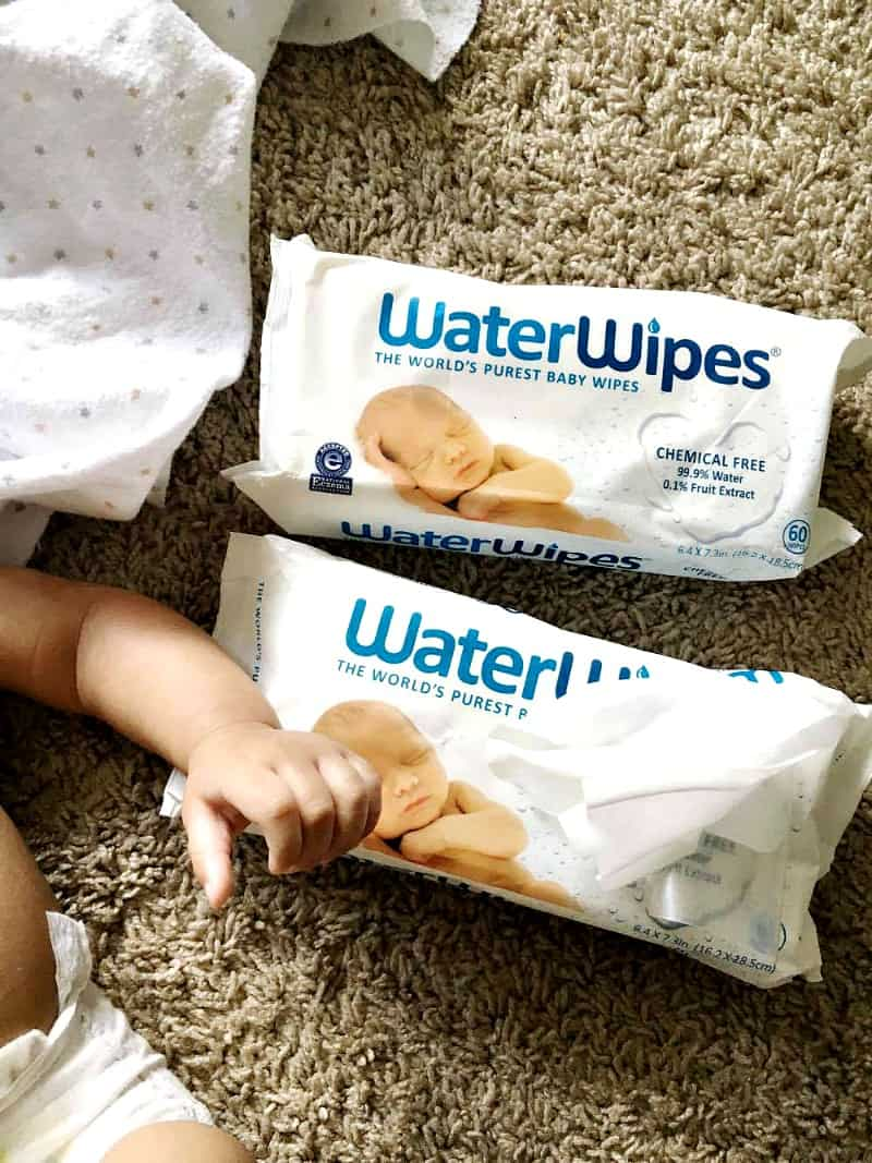 The World's Purest Baby Wipes: WaterWipes