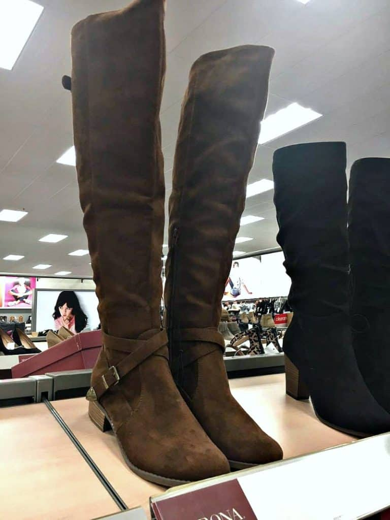 Fall Boots at Target