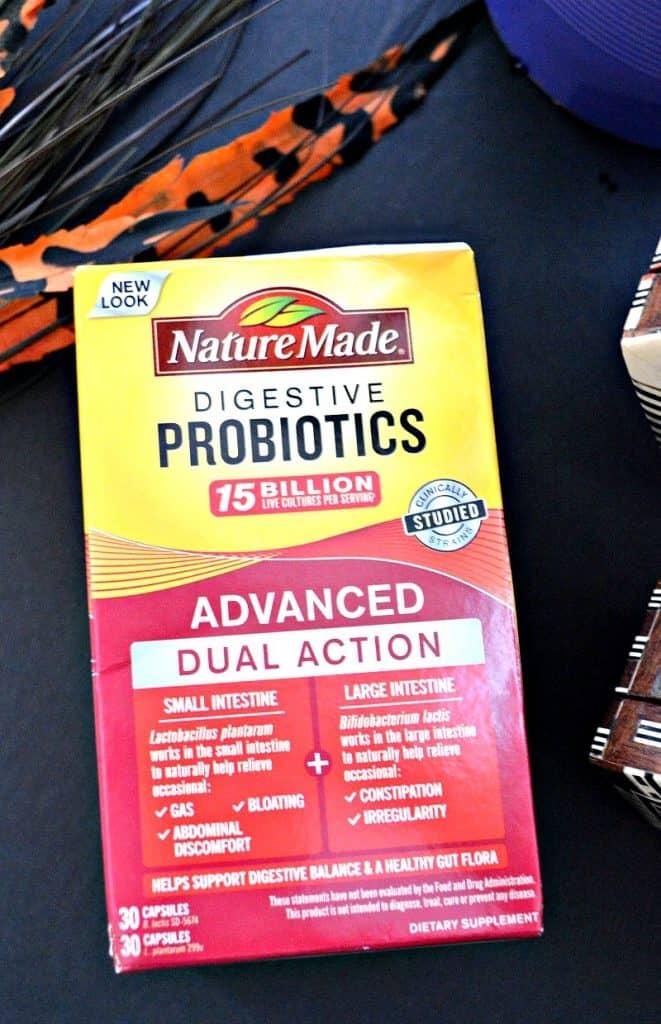 Prioritizing My Health With Nature Made® Probiotics