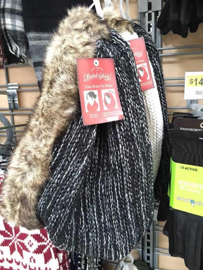 Wear as a scarf or hood! Great gift idea!