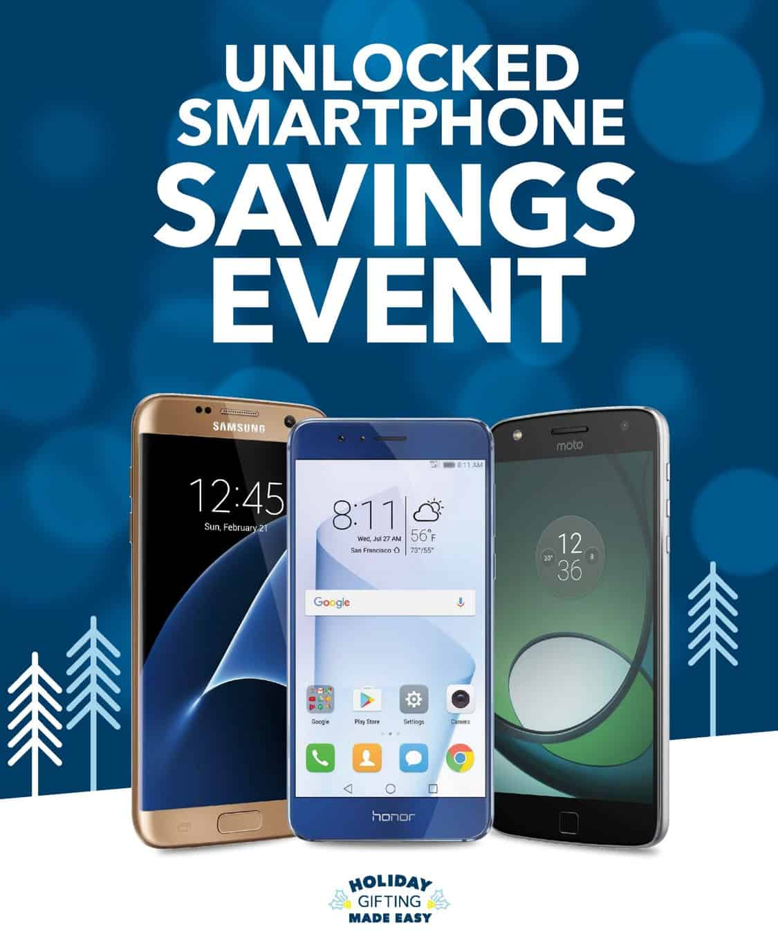 Best Buy's Unlocked Phones Event