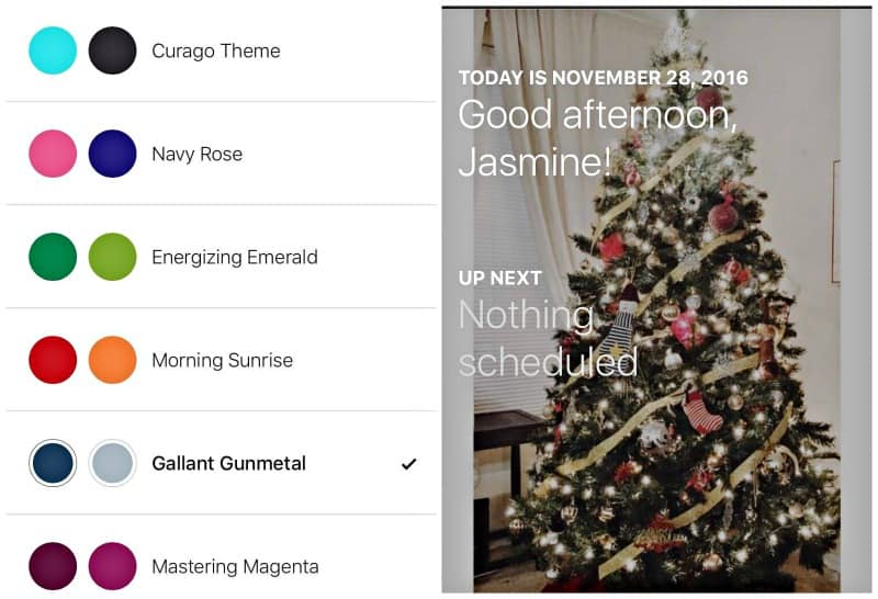 How We Stay Organized During The Holidays