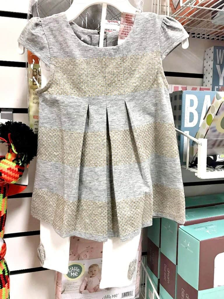 Girls Christmas Outfits at T.J. Maxx