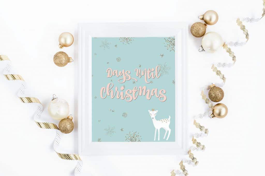 countdown-to-christmas-printable