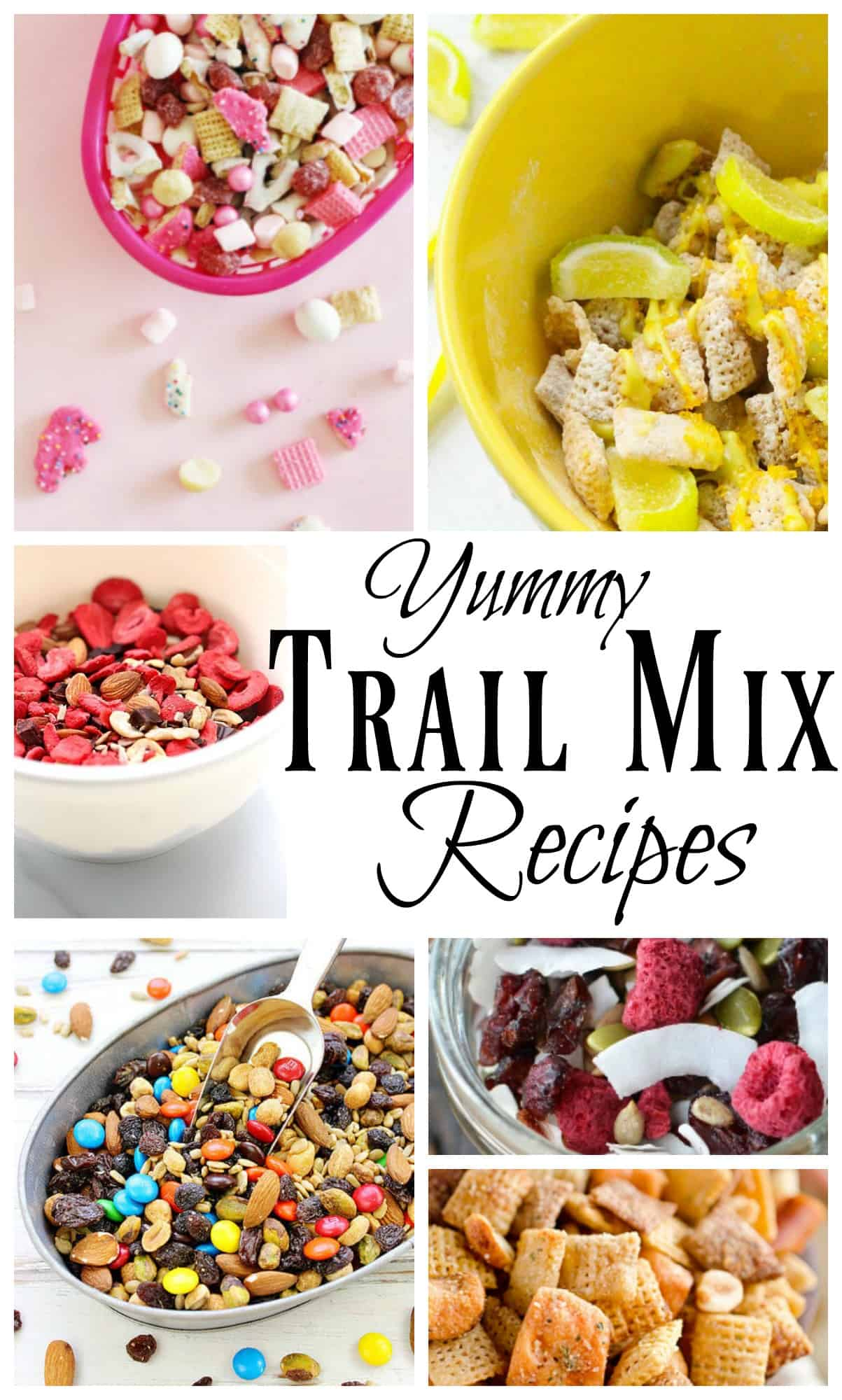 20 Yummy Trail Mix Recipes
