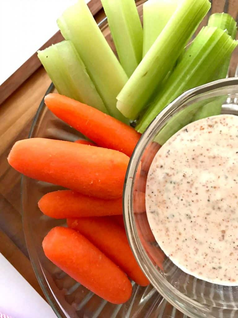 Favorite On The Go Snack + Easy To Make Cajun Ranch Dressing