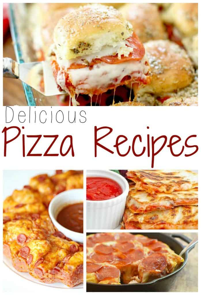 20 Delicious Pizza Recipes for National Pizza Day