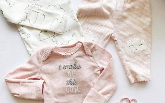 Baby Girl Carter's Haul