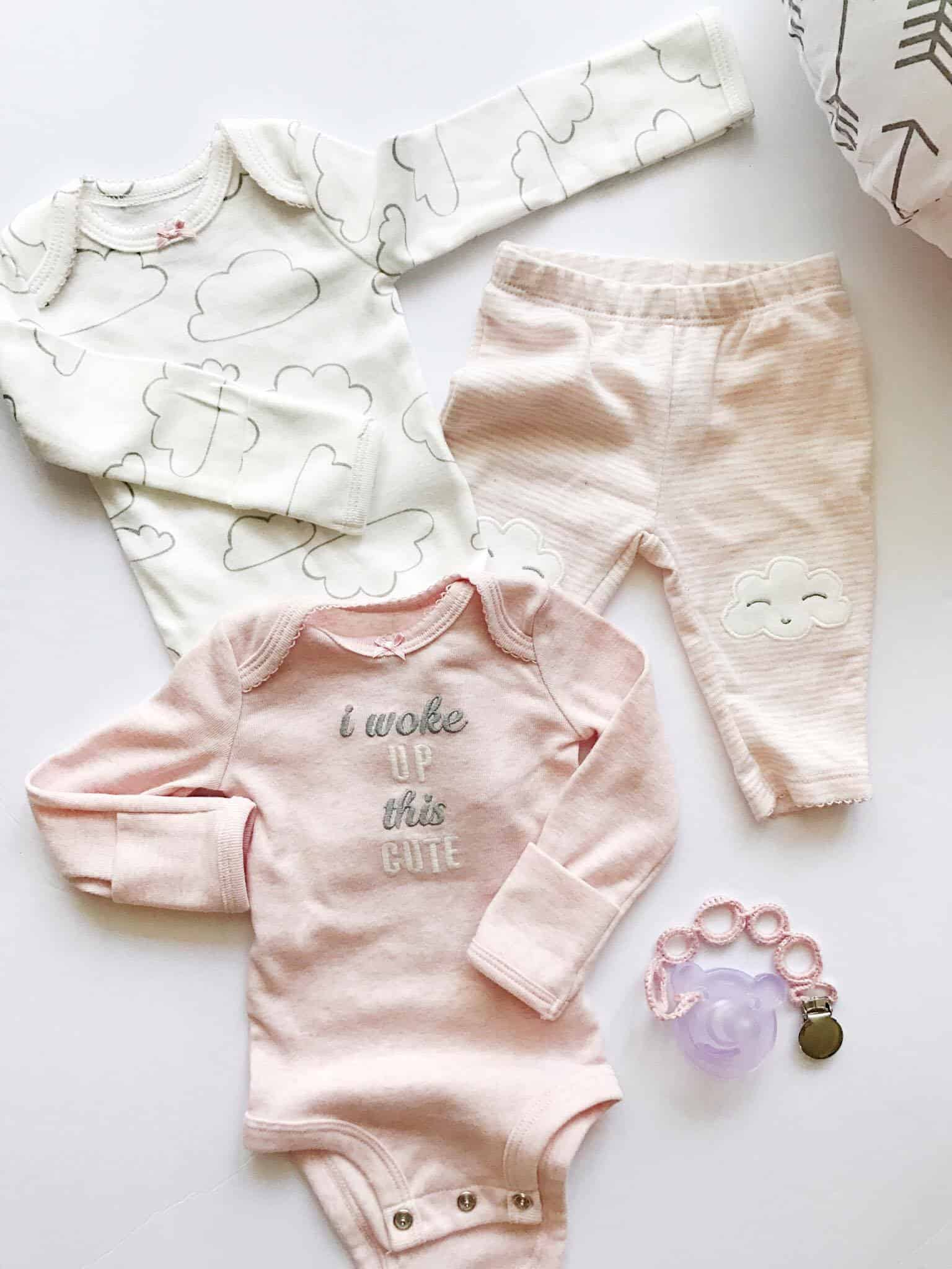 Baby Girl Carter's Haul