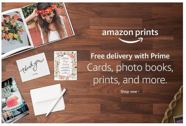 Photo Printing Finally made as easy as using Amazon. $1000 of Amazon Gift Cards to be Won!