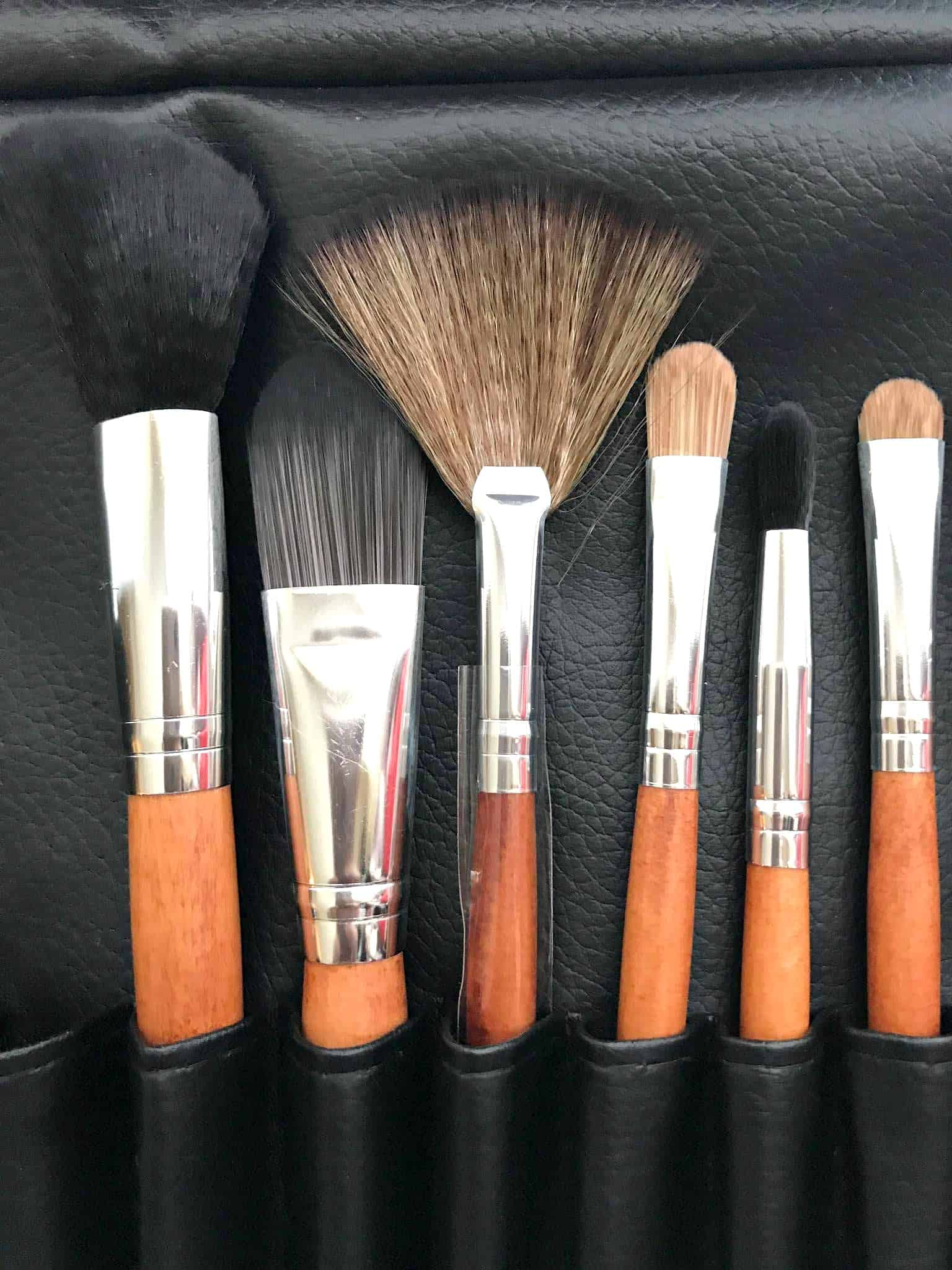 Vanity Planet Makeup Brush Collection + Vibrating Flat Iron