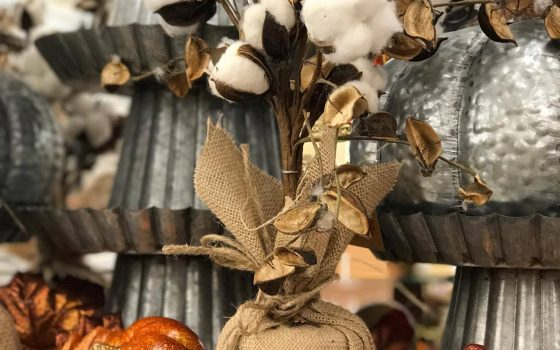 Fall Home Decor at Hobby Lobby