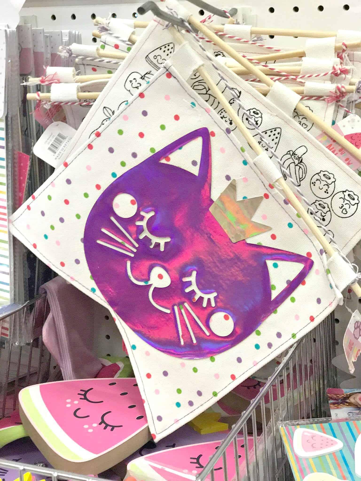 Target's Adorable Dollar Bin Stationary Picks