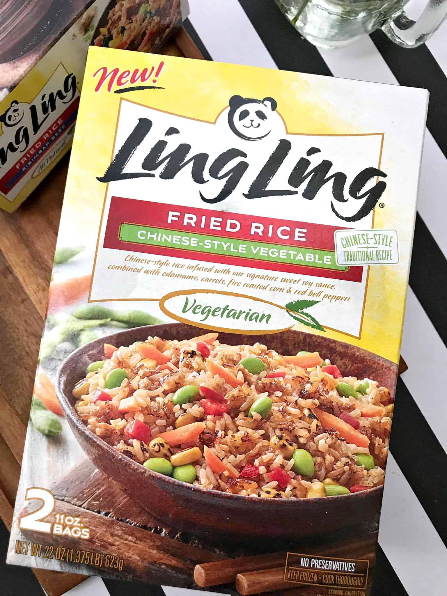 Delicious Take Out Alternative: Ling Ling Fried Rice