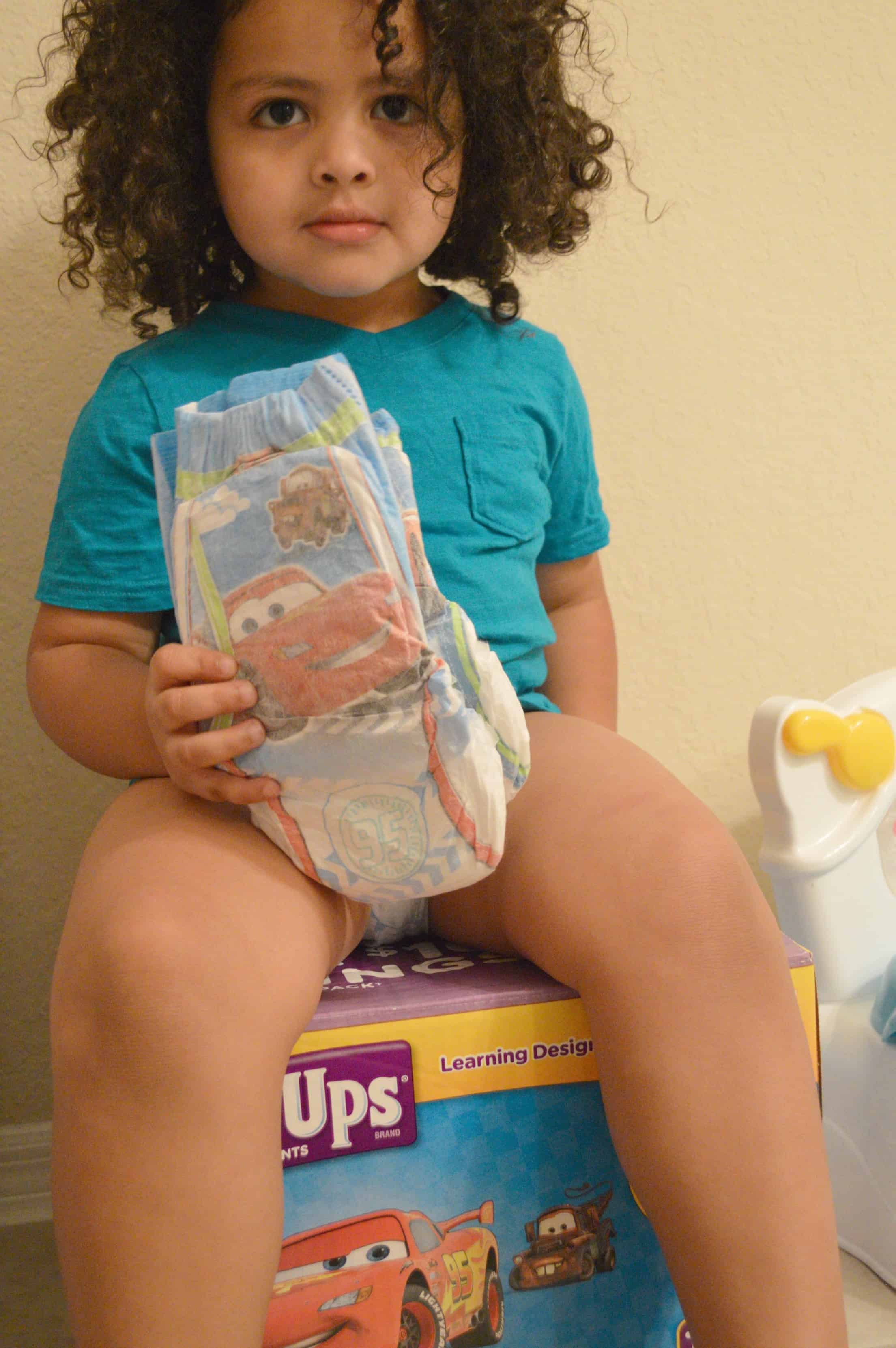 how to potty train two kids at once