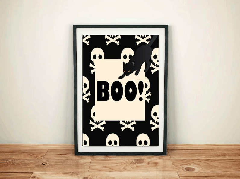 Three Free Halloween Printables
