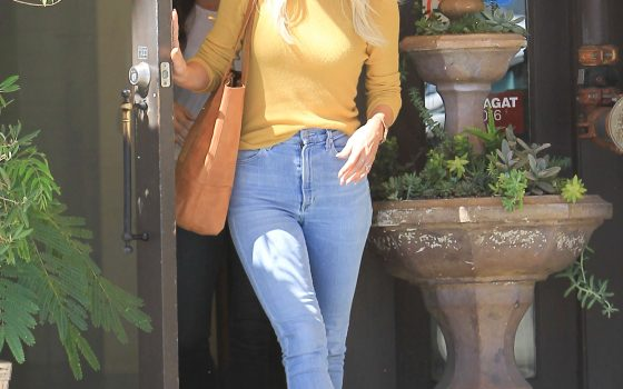 Julianne Hough's Look for Less!