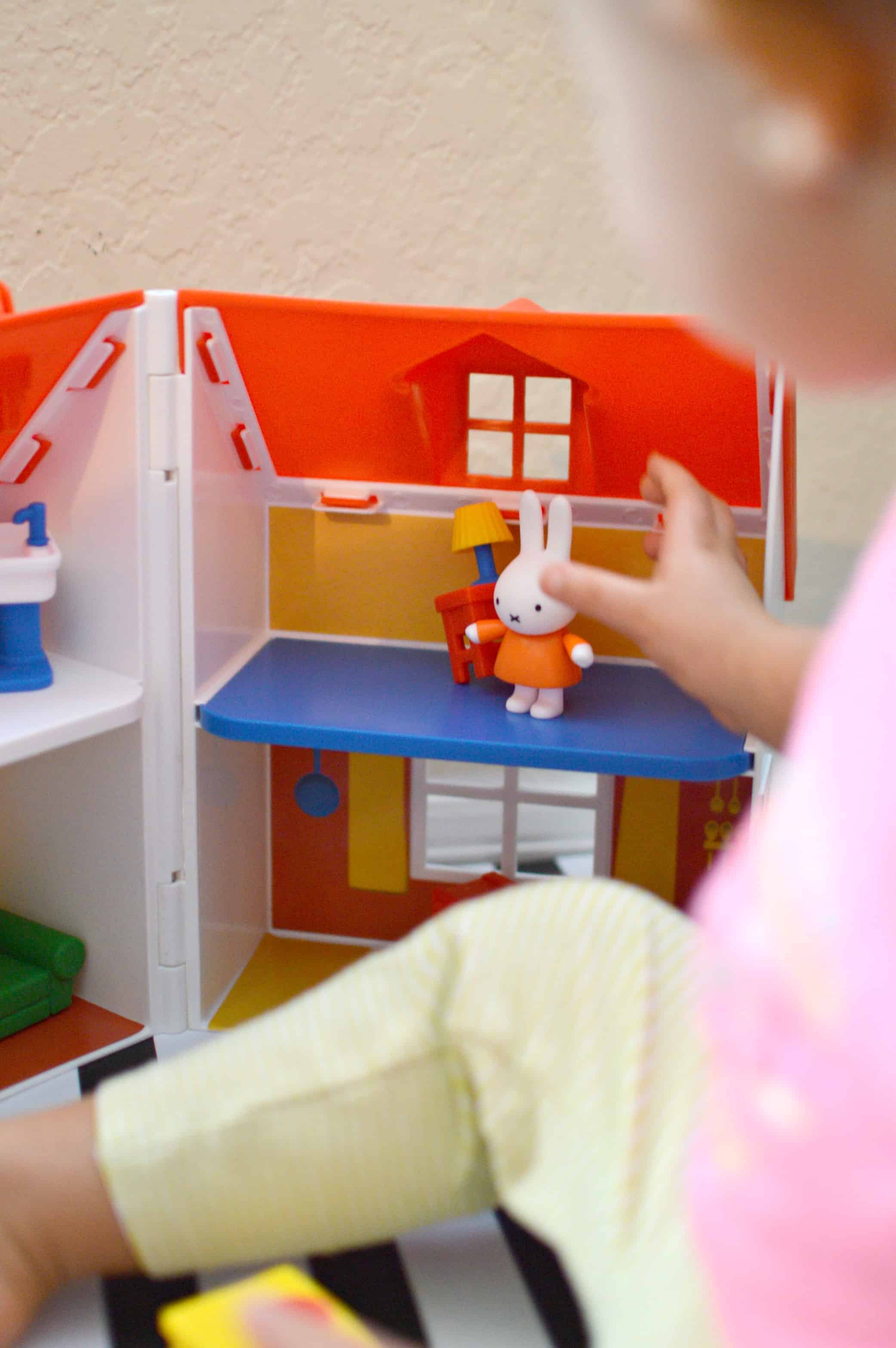 Miffy's House Playset Now At Walmart