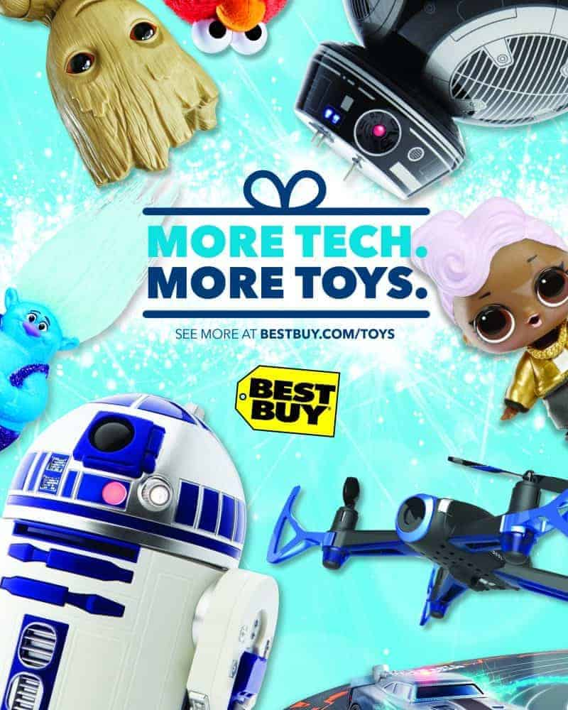 Top Toys of 2017 at Best Buy