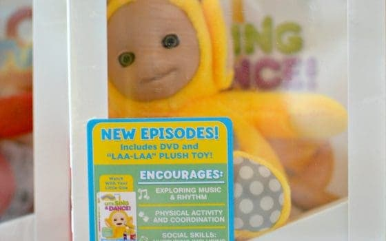 Teletubbies Celebrates 20th Anniversary With New DVD + Lala & Po Plush Gift Sets