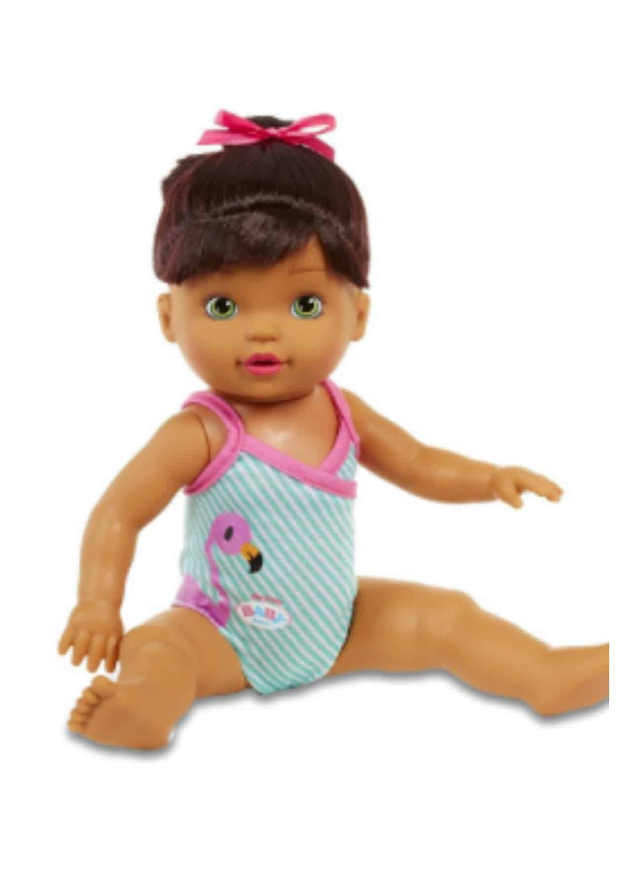 Hot Toy Alert: Baby born Look I Can Swim Doll