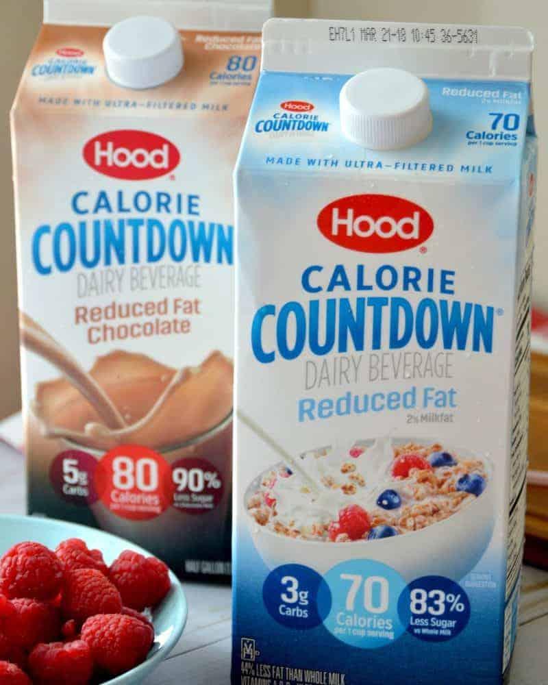 When Every Little Bit Counts: Hood Calorie Countdown