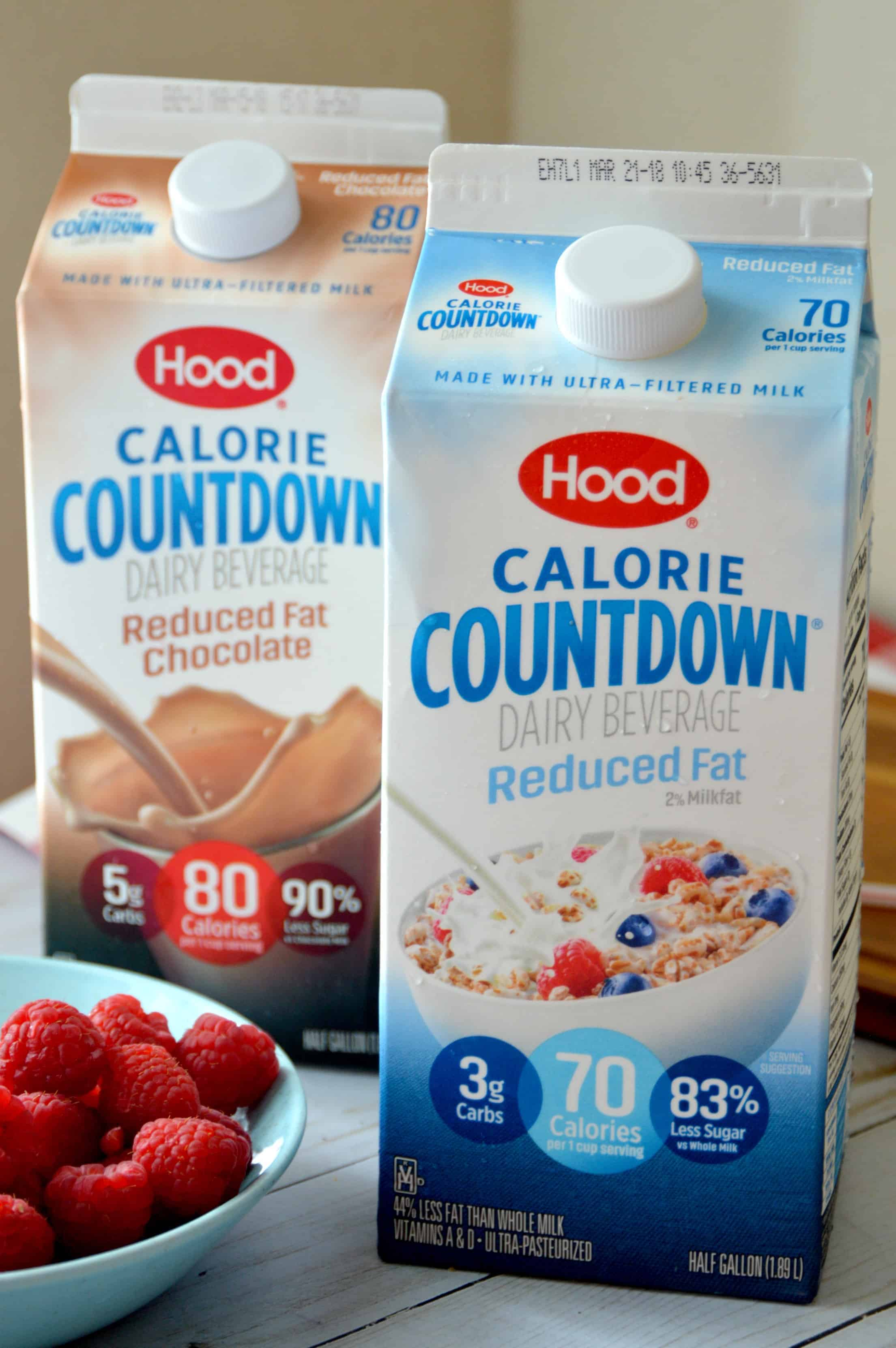 When Every Little Bit Counts: Hood Calorie Countdown