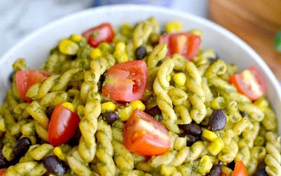 Jalapeno Pesta Pasta Salad