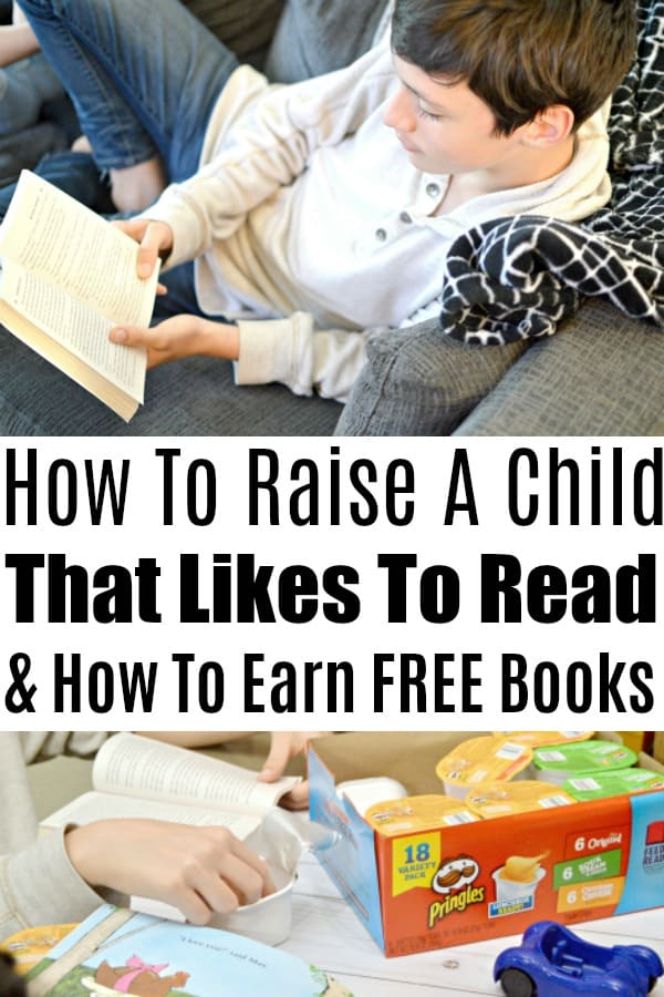 How To Raise A Child Who Likes To read