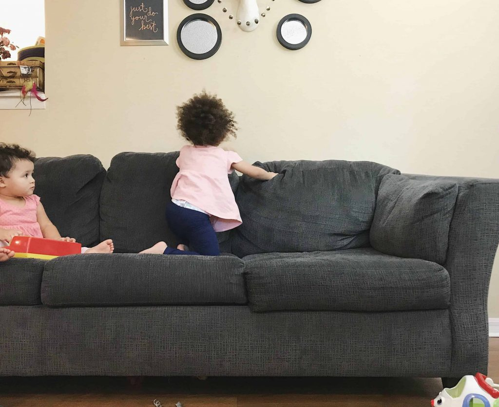A Day In A Life Of A Work at Home Mom
